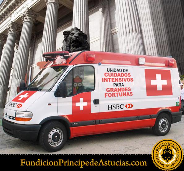 Gallota Ambulancia Suiza