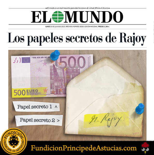 Gallota Papeles Rajoy