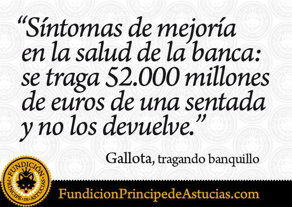 Gallota Salud Bancos
