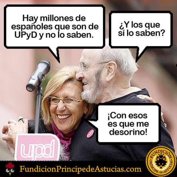 Gallota UPyD Diez Pombo