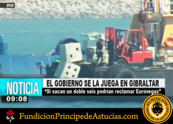 Gallota Dados Gibraltar