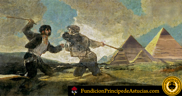Gallota Piramides Goya