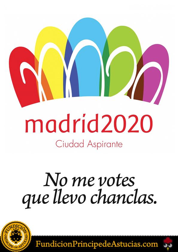 Gallota Chanclas Madrid2020