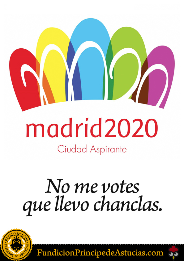 Gallota Chanclas Madrid2020