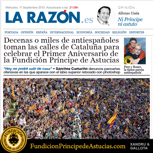 Gallota Xandru Razon Fundicion