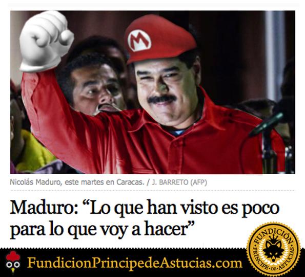 Gallota Maduro Mario Bros