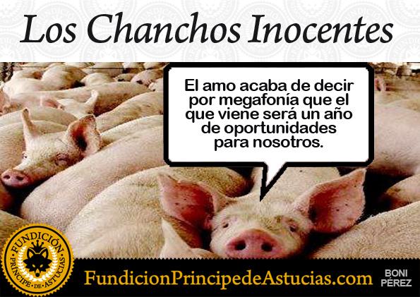 Boni Chanchos Inocentes