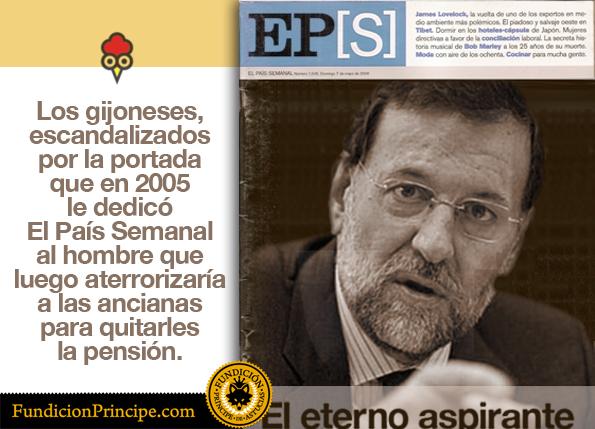 Gallota El Pais Rajoy Ancianas