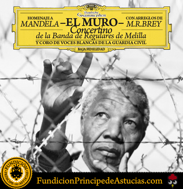Gallota Mandela El Muro