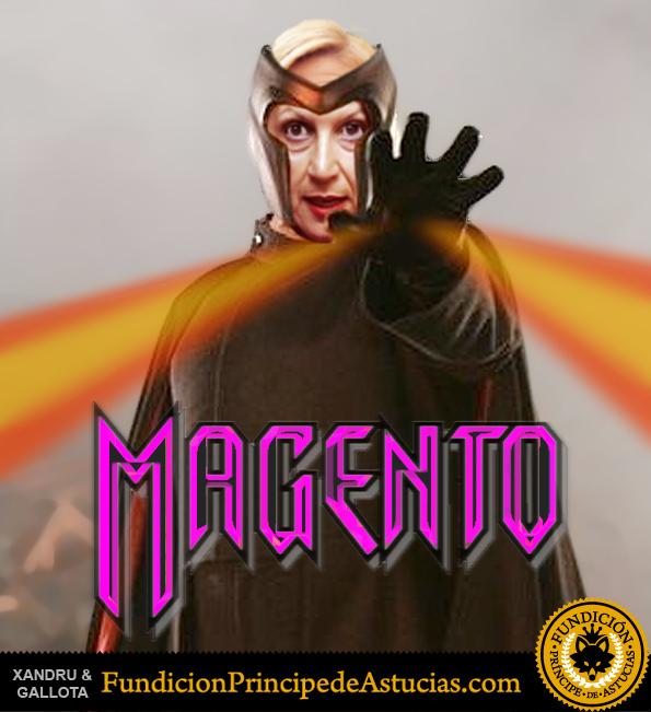 XANDRU ROSA DIEZ MAGENTO