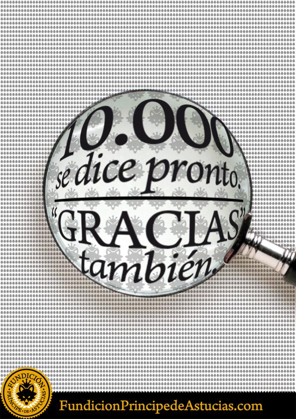Fundicion 10000 Gracias