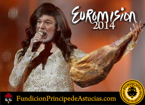 Gallota Cañete Conchita Eurovision