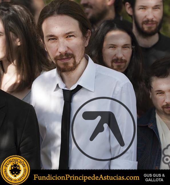 Gallota Podemos Aphex Twin