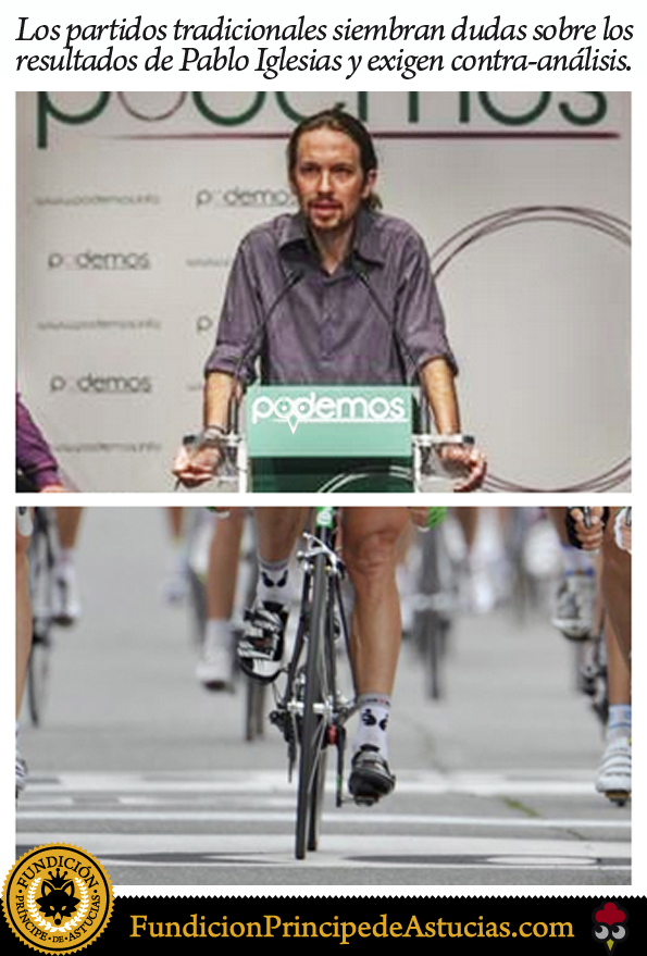 Gallota Podemos Ciclista