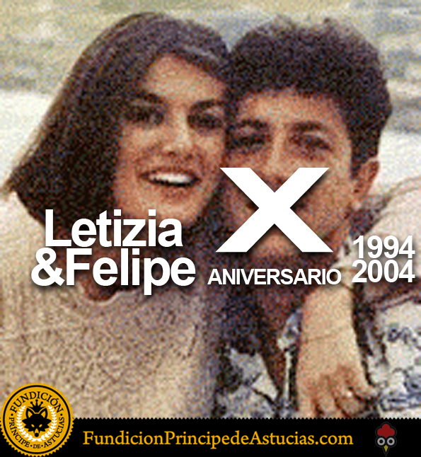 Gallota X Anivers Letizia Felipe