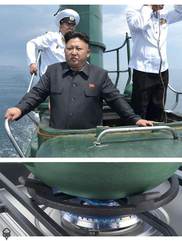 Gallota Kim Jong Wok