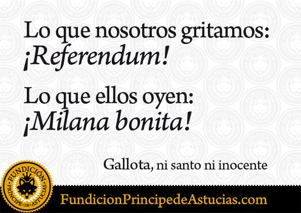 Gallota Referendum Milana