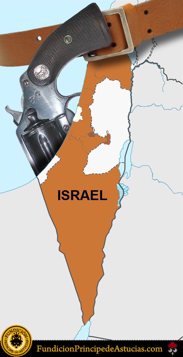 Gallota Israel Revolver