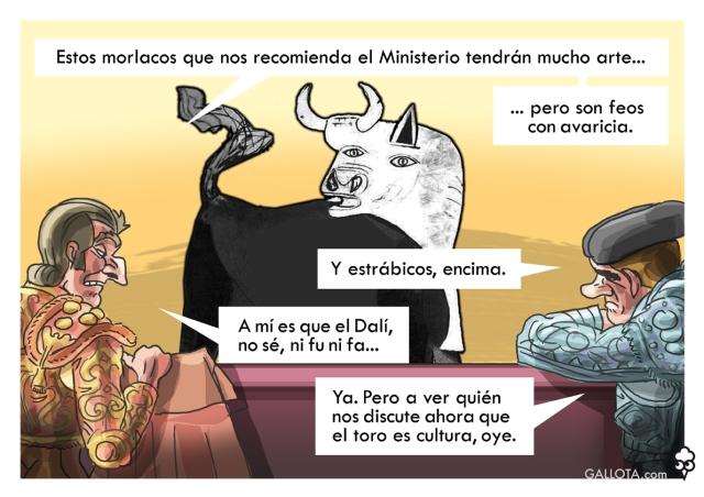 150831_GALLOTA Toro Picasso