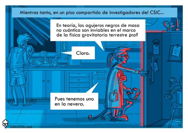 150926_GALLOTA Agujero Negro CSIC