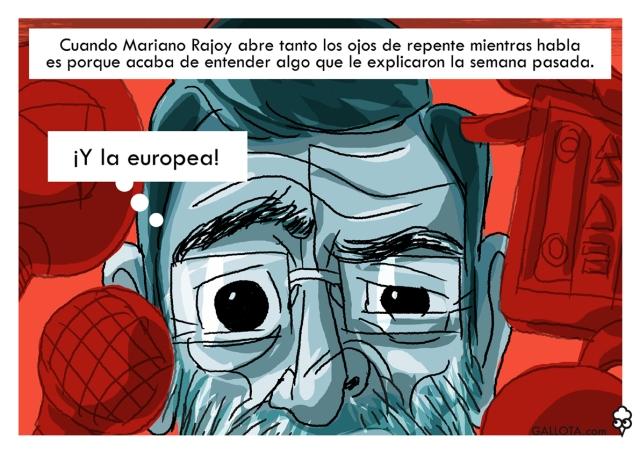 151002_GALLOTA Rajoy abre los ojos