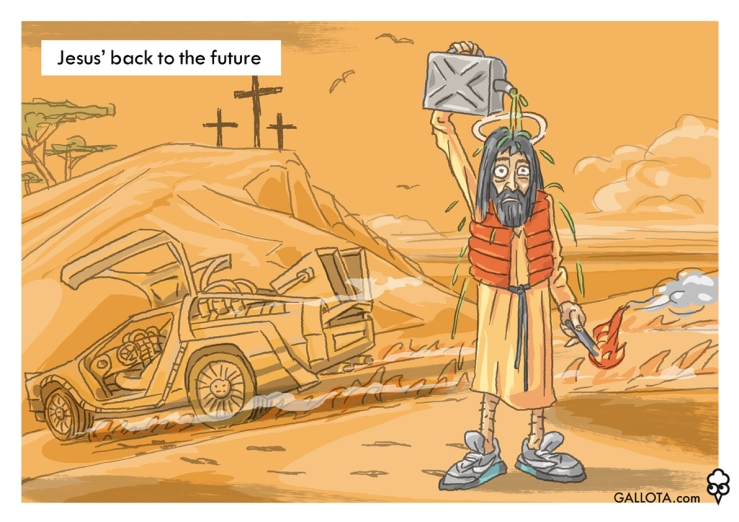 151019_GALLOTA Jesus Back To The Future