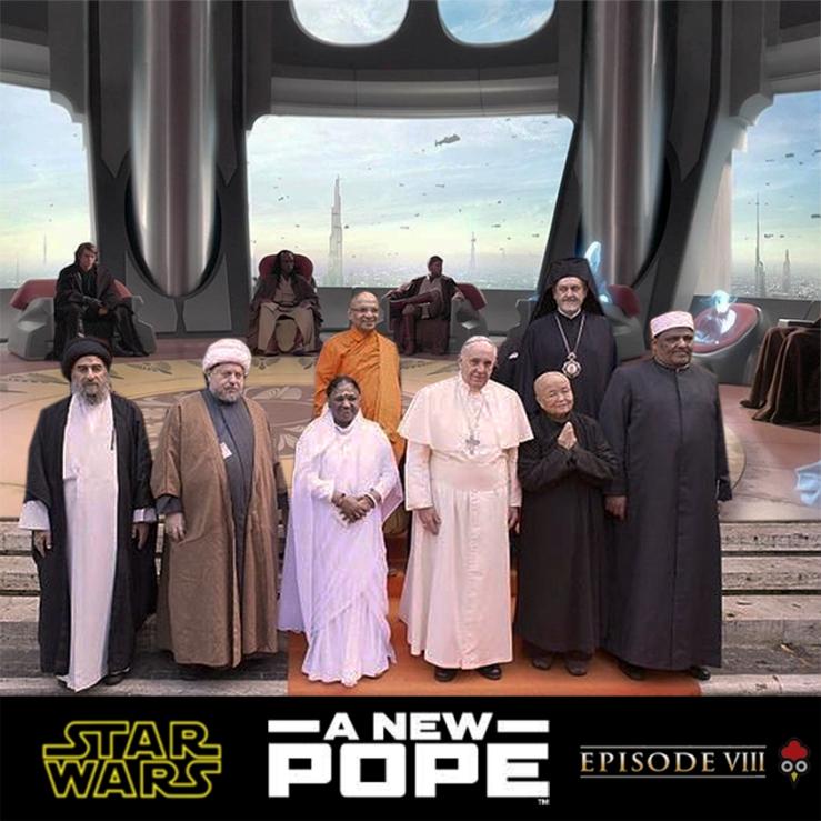 Gallota A New Pope
