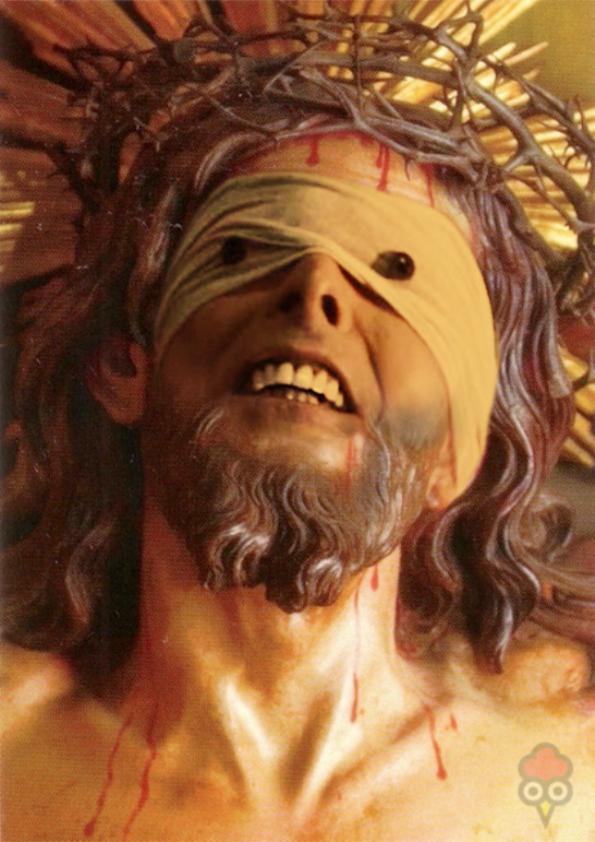 Gallota Bowie Cristo