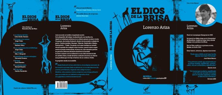 Cubierta_EL DIOS DE LA BRISA_Ariza