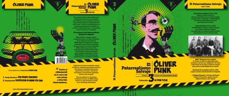 CUBIERTA_OLIVER PUNK_El Patarrealismo